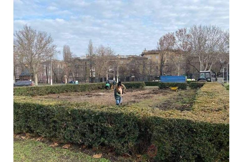 В Одессе снесли брачную хату Саакашвили – собакам негде справлять нужду