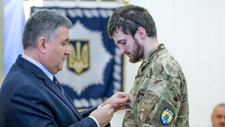 Расисты из Украины: как «Азов» дошел до Вашингтона