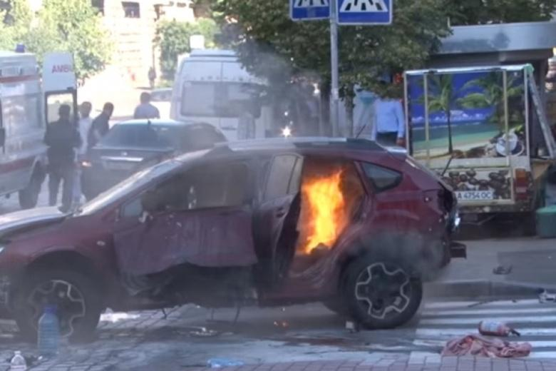 «Эскадроны смерти» Украины. Свидетельства очевидца из Нидерландов