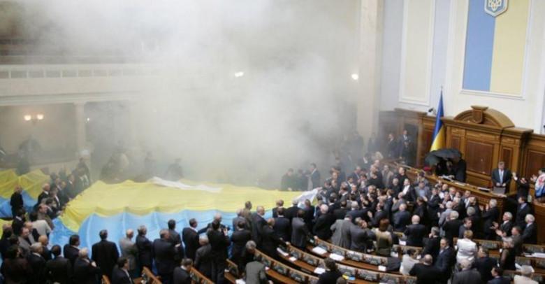 Соединённые Штаты превращают Украину в тоталитарное государство