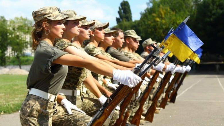 Сексуальные домогательства в украинской армии. Проблема есть, решения нет